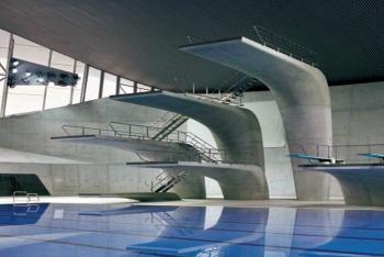 海员跳水训练台