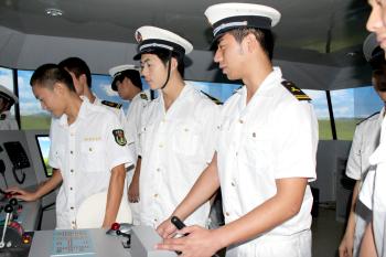航海模拟操作室